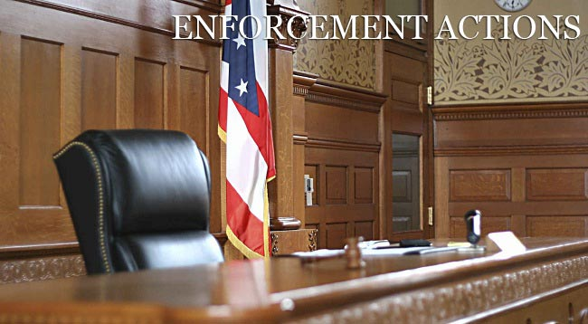 Kirkland Contempt Attorneys - Enforcement Actions
